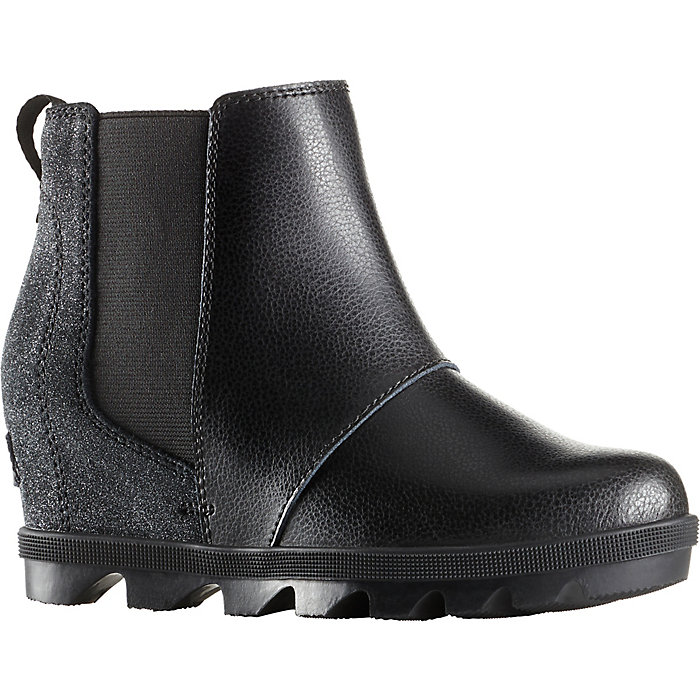 80e954ec11f Sorel Youth Girls Joan Of Arctic Wedge II Chelsea Boot - Mountain Steals