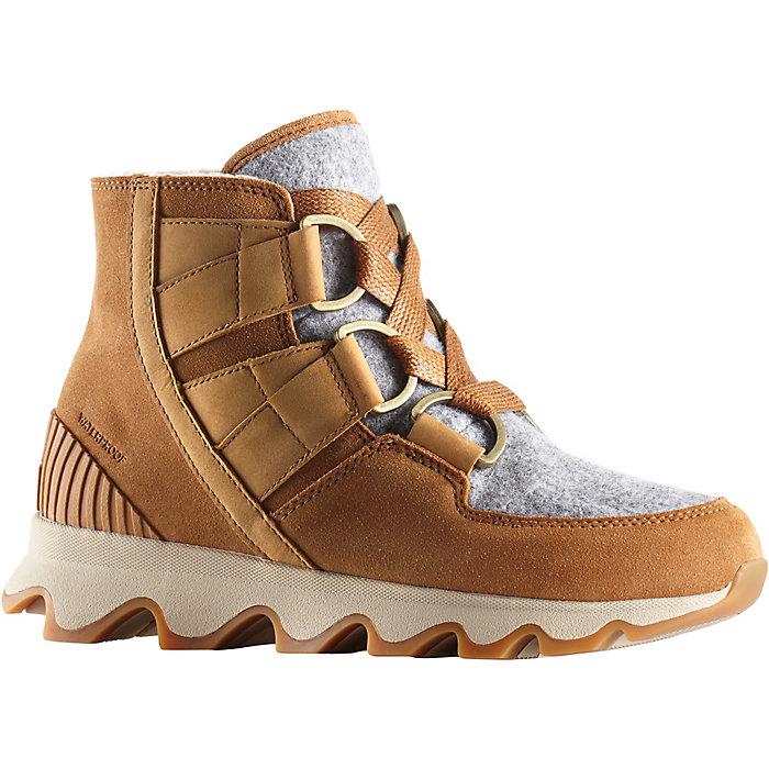 ae6c9f6f924b1 Sorel Women's Kinetic Short Lace Boot - Moosejaw
