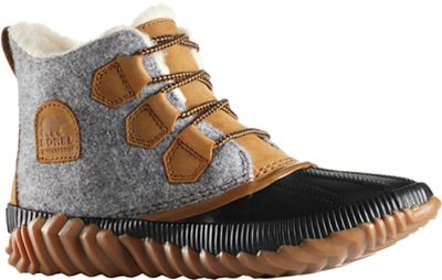 Sorel Women's Out N About Plus Felt/Shearling Boot