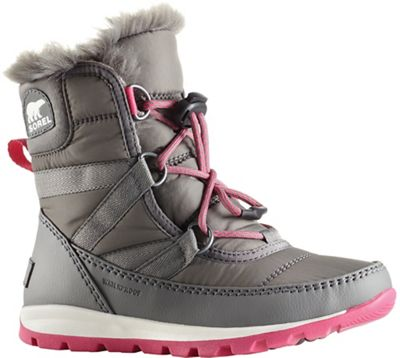 Sorel Youth Whitney Short Lace Boot