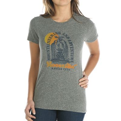 Moosejaw Women's Kansas City Vintage Regs SS Tee