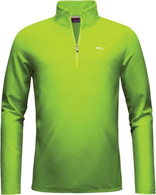 KJUS Men's Caliente Halfzip Top