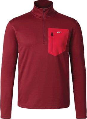 KJUS Men's Hydraulic Halfzip Top