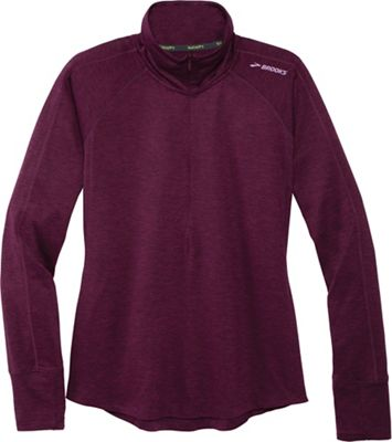 Brooks Women's Dash 1/2 Zip Top