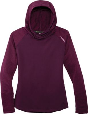 Brooks Women's Fly By 1/2 Zip Top
