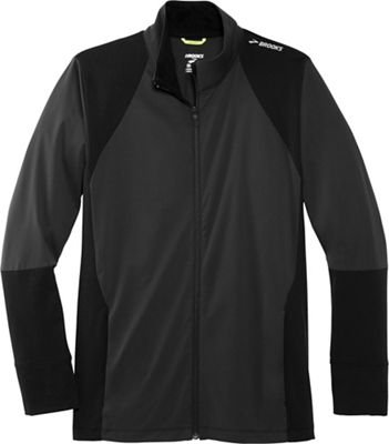 Brooks Men's Turbine Full Zip Jacket
