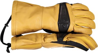 Obermeyer Eclipse Leather Glove