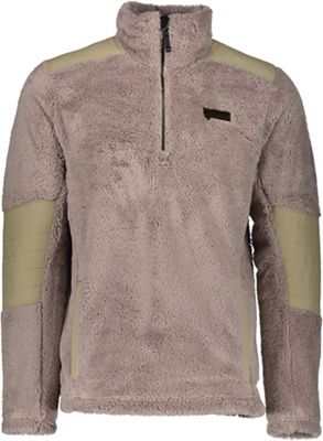 Obermeyer Men's Favorite Fleece 1/2 Zip Top