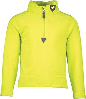 Obermeyer Kid's Ultra Gear Zip Top