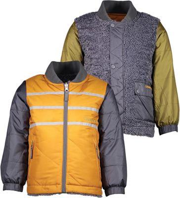Obermeyer Kid's Voyager Reversible Jacket