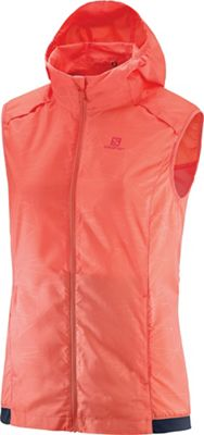 Salomon Women's Agile Wind Vest