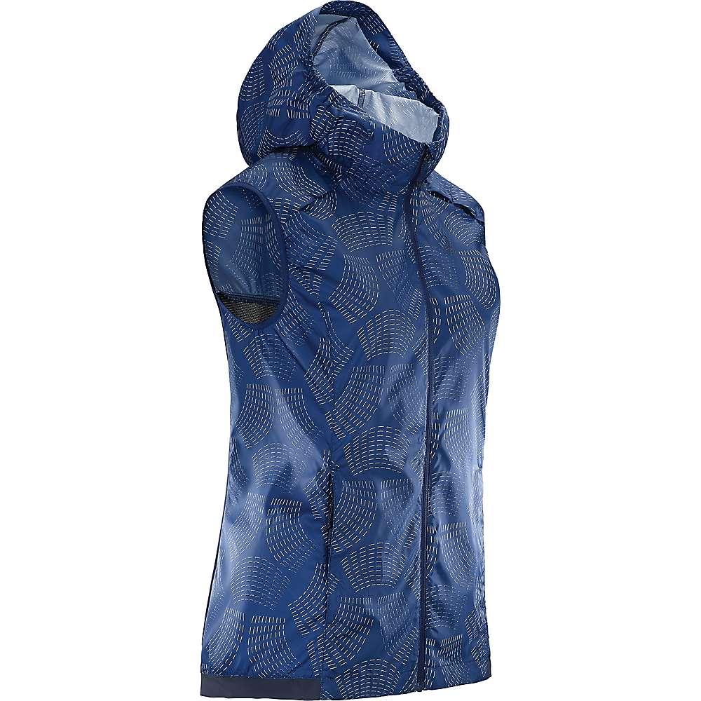 Salomon Agile Wind Vest Women