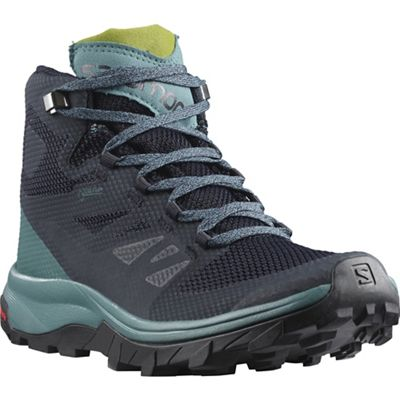 Salomon Women's Outline Mid GTX Shoe