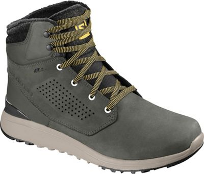 Salomon Men's Utility Winter CS Waterproof Shoe