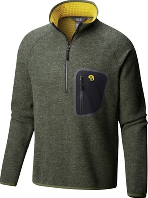 Mountain Hardwear Men's Hatcher Half Zip Pullover