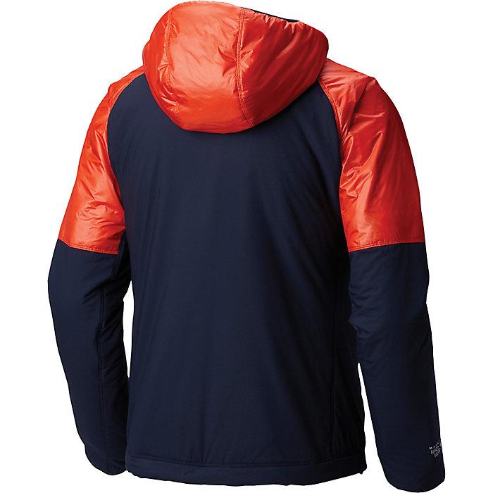 Mountain Hardwear Mens Aosta/¿ Hooded Jacket