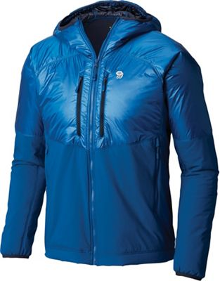 Mountain Hardwear Men's Aosta Hooded Jacket