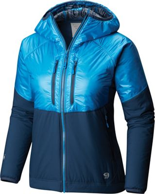 Mountain Hardwear Women's Aosta Hooded Jacket