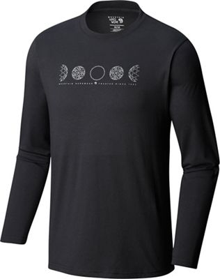Mountain Hardwear Men's Phases Of The Space Station LS Tee