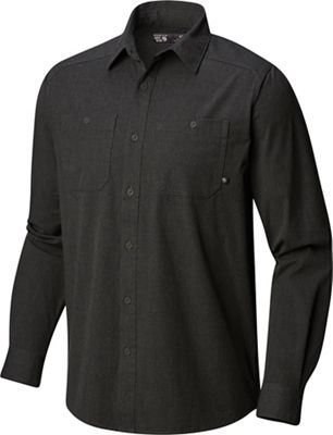 Mountain Hardwear Men's Riveter Twill LS Shirt