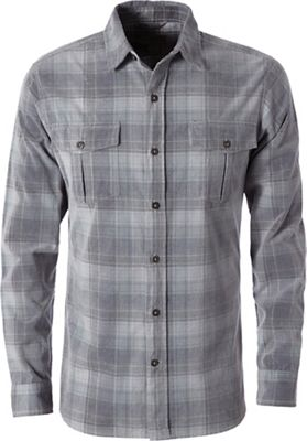 Royal Robbins Men's Covert Cord LS Shirt