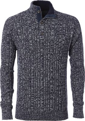 Royal Robbins Men's Oban Button Mock Sweater