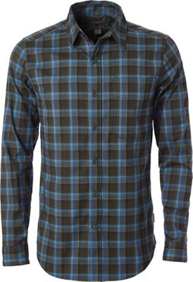 Royal Robbins Men's Thermotech Drake Plaid LS Shirt