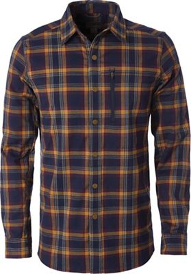 Royal Robbins Men's Thermotech Ren Plaid LS Shirt