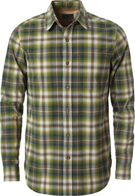 Royal Robbins Men's Trouvaille Plaid LS Shirt