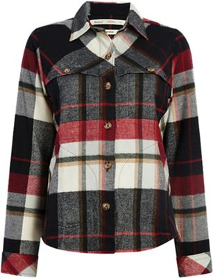 Woolrich Women's Eco Rich Oxbow Bend Shirt Jac