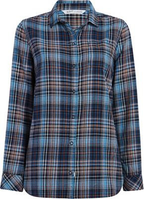 Woolrich Women's Eco Rich Oak Park Twill Shirt