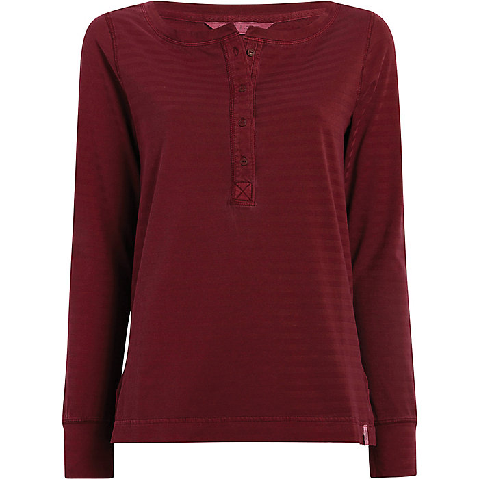 f47cb8542df Woolrich Women s Forks Long Sleeve Henley - Moosejaw