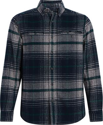 Woolrich Men's Eco Rich Twisted Oxbow Shirt