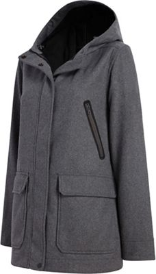 Woolrich Women's Seasons Change Hooded Coat