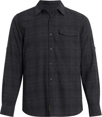 Woolrich Men's Zen Hollow Convertible Sleeve Shirt