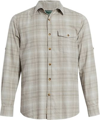 Woolrich Men's Zen Hollow Convertible Sleeve Shirt
