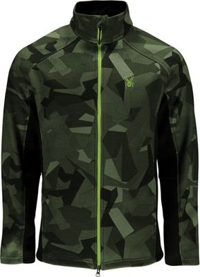 Spyder Men's Constant Novelty Tailored Mid Stryke Jacket