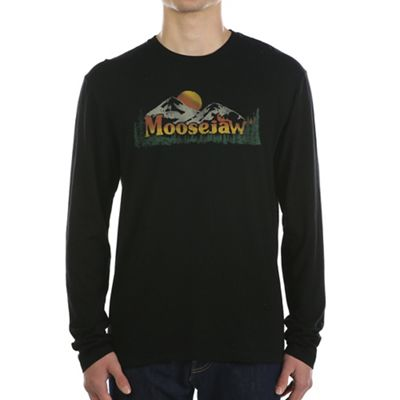 Moosejaw Men's Wherever I May Roam Classic Regs LS Tee