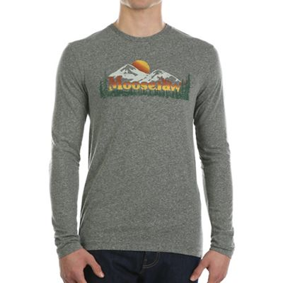 Moosejaw Men's Wherever I May Roam Vintage Regs LS Tee