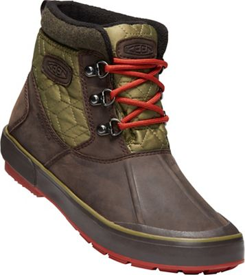 Keen Women's Elsa II Ankle Quilted Waterproof Boot