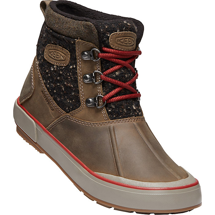 92f860a4942 Keen Women's Elsa II Ankle Wool Waterproof Boot - Moosejaw