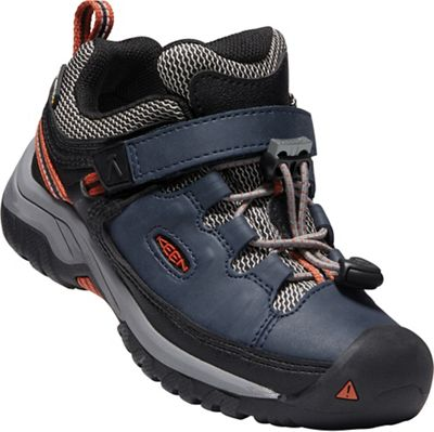 KEEN Kids' Targhee Low Waterproof Shoe