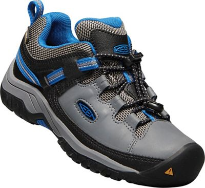 KEEN Youth Targhee Low Waterproof Shoe