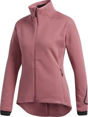 Adidas Women's Climaheat Ulimate Fleece Jacket