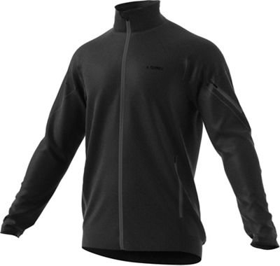 Adidas Men's Climaheat Ultimate Fleece Jacket