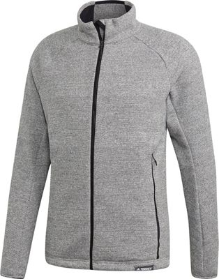 Adidas Men's Knit Fleece Jacket