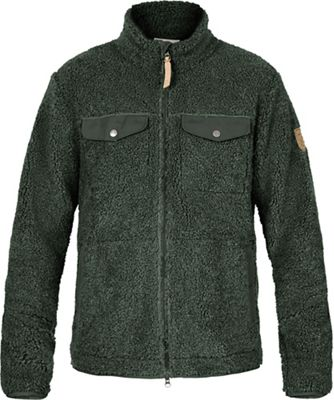 Fjallraven Men's Greenland Pile Fleece Jacket