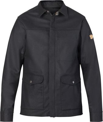 Fjallraven Men's Greenland Re-Wool Shirt Jacket
