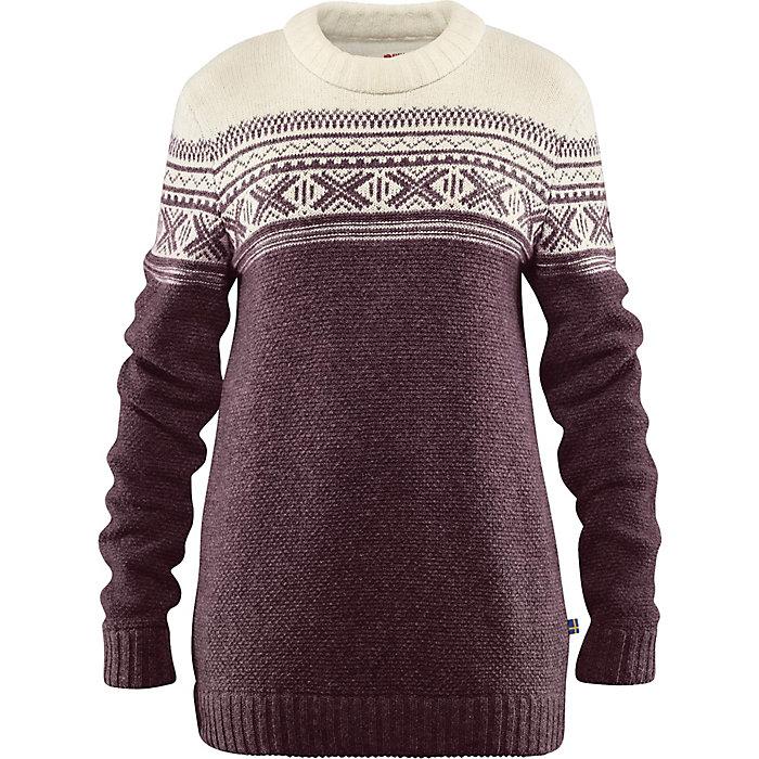 3aa117d08adb9 Fjallraven Women's Ovik Scandinavian Sweater - Moosejaw