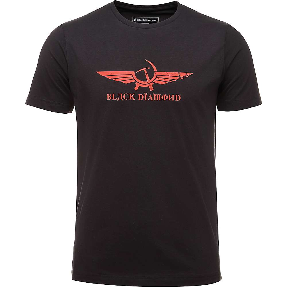 Diamond para Camiseta Black Perestroika Ss hombre FUnnw6xPOq